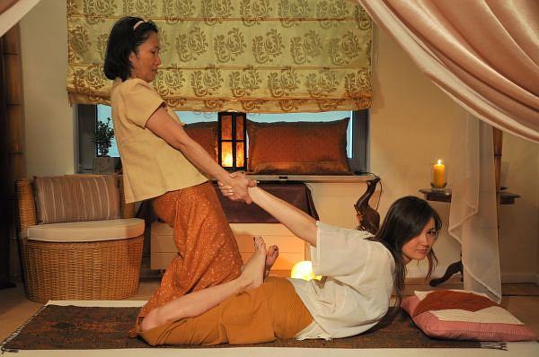 What is Thai Massage Technique